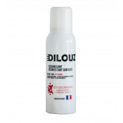 Lot de 24 Sprays à percussion 125ml/ Pulvérisation dynamique pour surface jusqu'à 60m2
