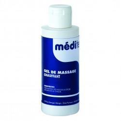 Lot de 6 Gels de massage chauffant - 100 ml