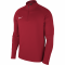 Sweat demi zip pour adulte Nike DRY ACADEMY18