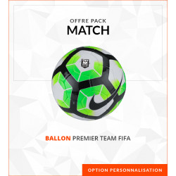 Pack Ballons de Match