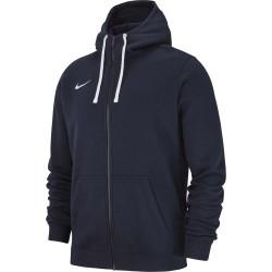 Sweat à Capuche Zippé Nike Team Club 19
